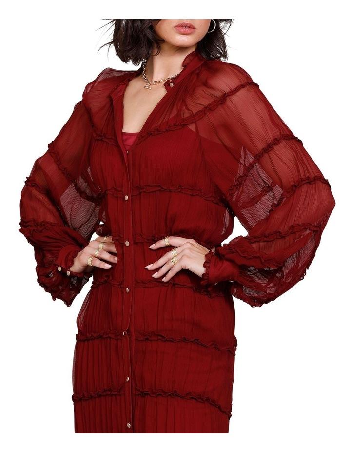 Coyote Maxi Dress image 4