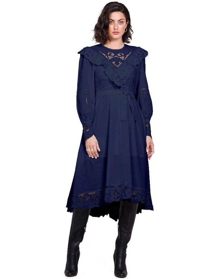 Rover Embroidery Maxi Dress image 1