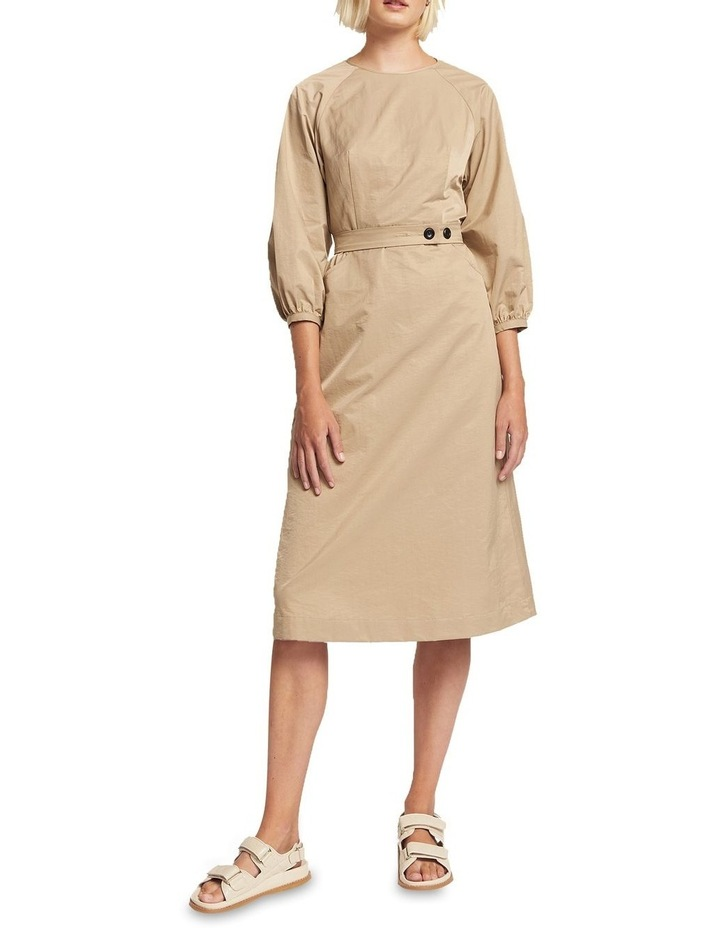 Jean Shirt Dress image 1