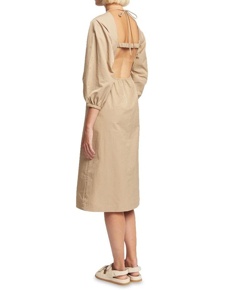 Jean Shirt Dress image 3