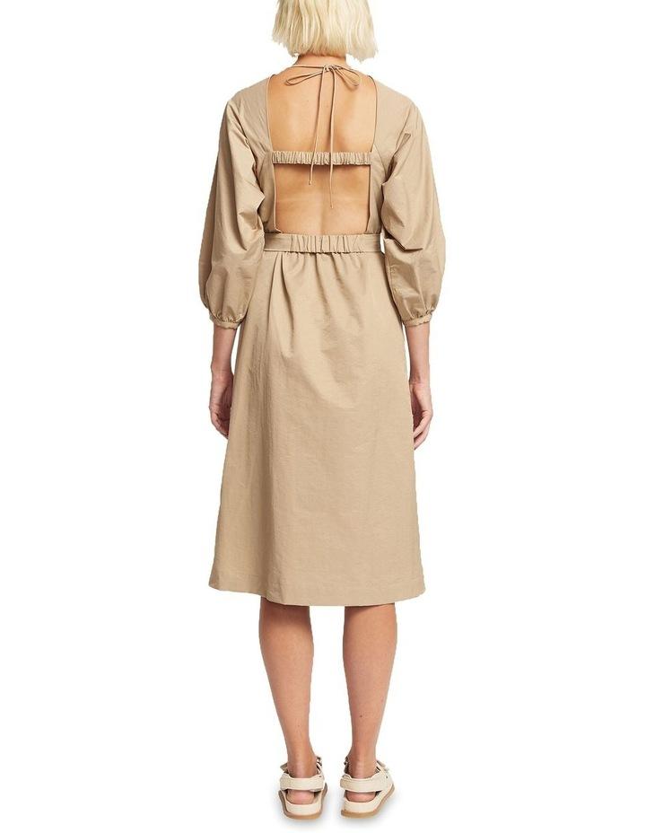 Jean Shirt Dress image 4