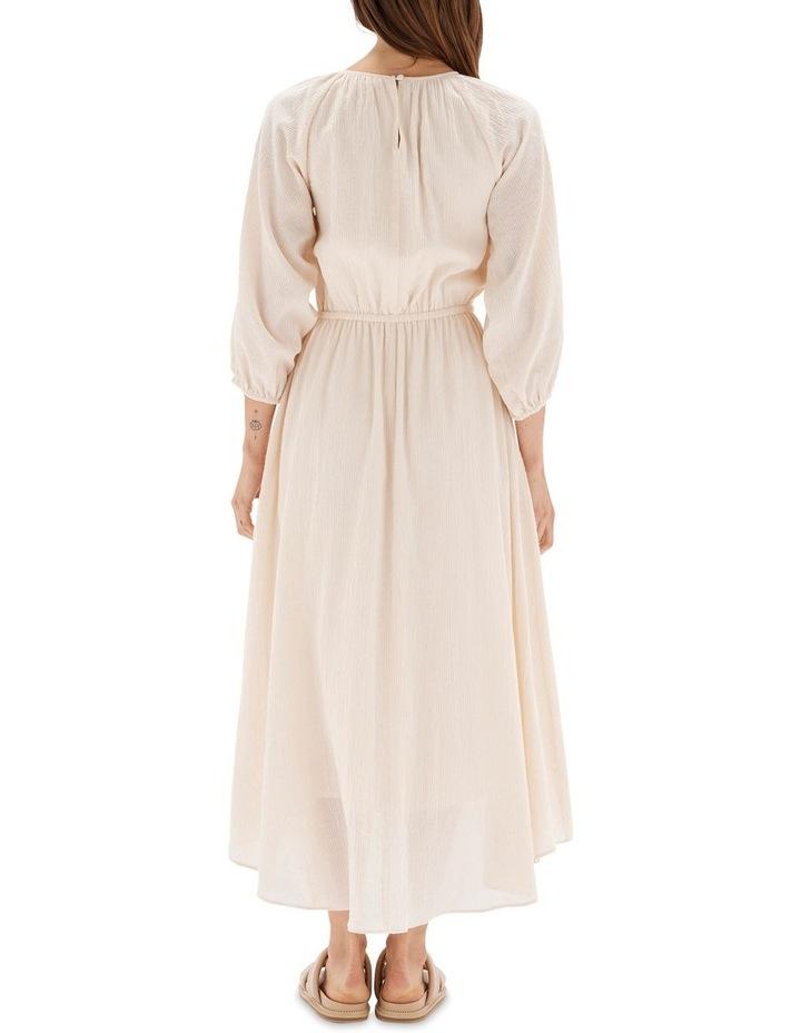 Estella Cream Midi Dress image 3