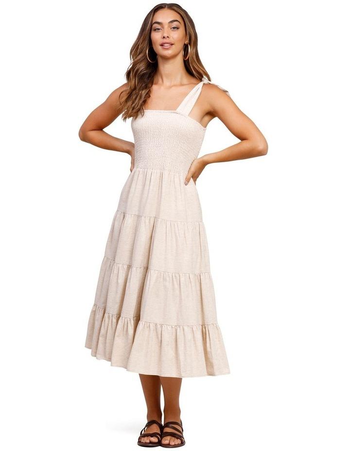Summer Haze Strap Midi Dress image 1