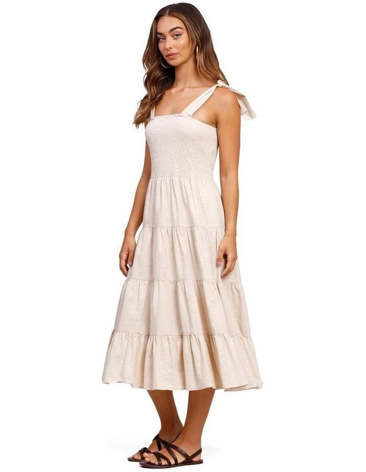 Summer Haze Strap Midi Dress image 3