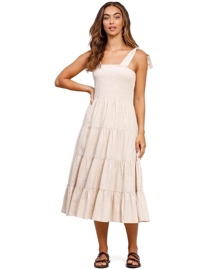 Summer Haze Strap Midi Dress image 4