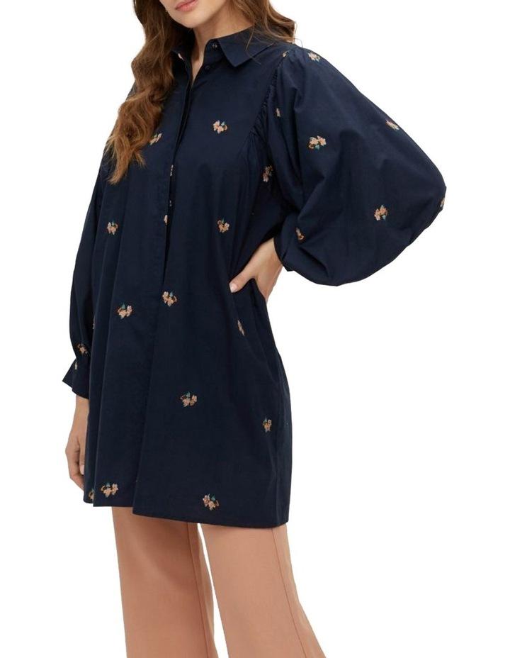 Lomana 7/8 Shirt Tunic Dress image 1