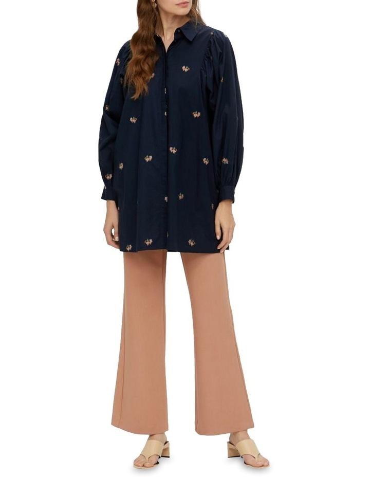 Lomana 7/8 Shirt Tunic Dress image 2