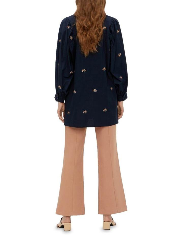 Lomana 7/8 Shirt Tunic Dress image 3