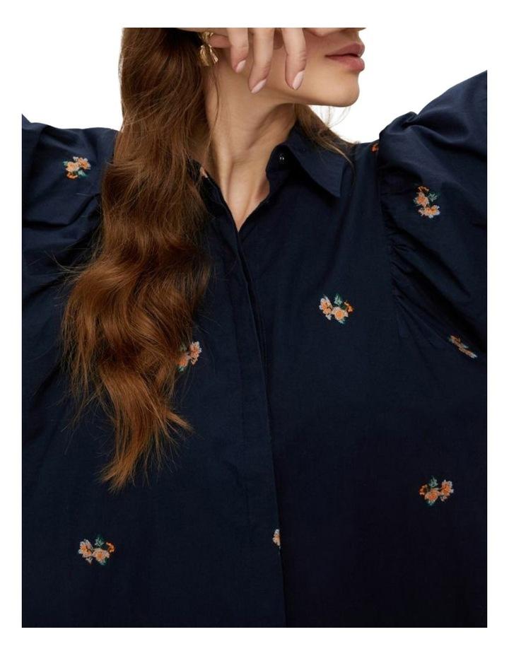 Lomana 7/8 Shirt Tunic Dress image 4