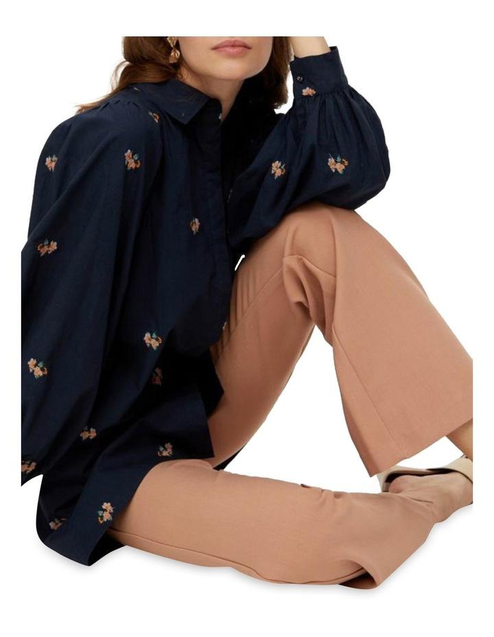 Lomana 7/8 Shirt Tunic Dress image 5