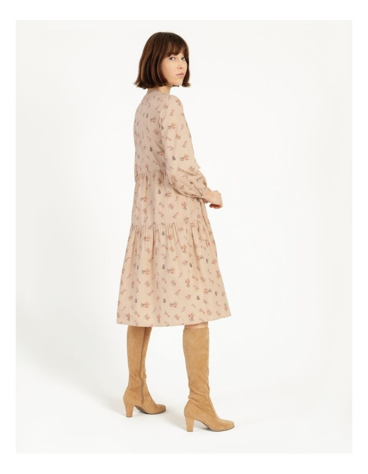 Cutie 3/4 Midi Wrap Dress image 4