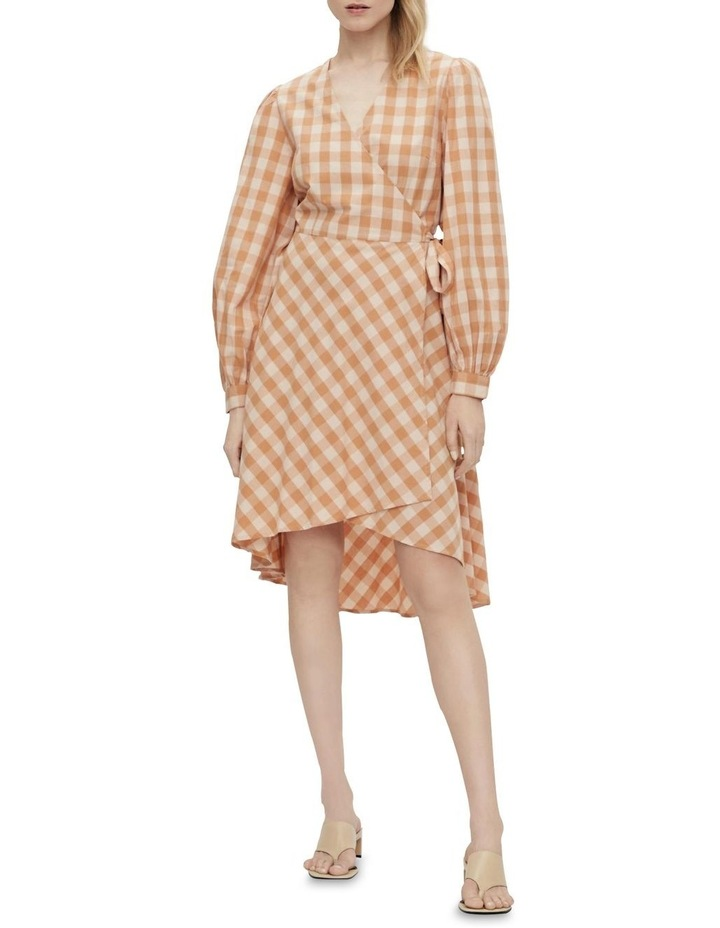 Minalla 3/4 Wrap Dress image 1