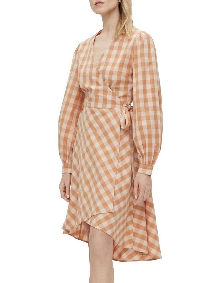 Minalla 3/4 Wrap Dress image 3