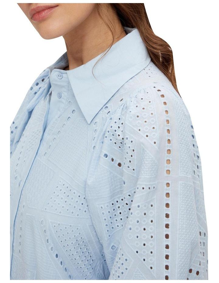 Sado 3/4 Shirt Dress image 5