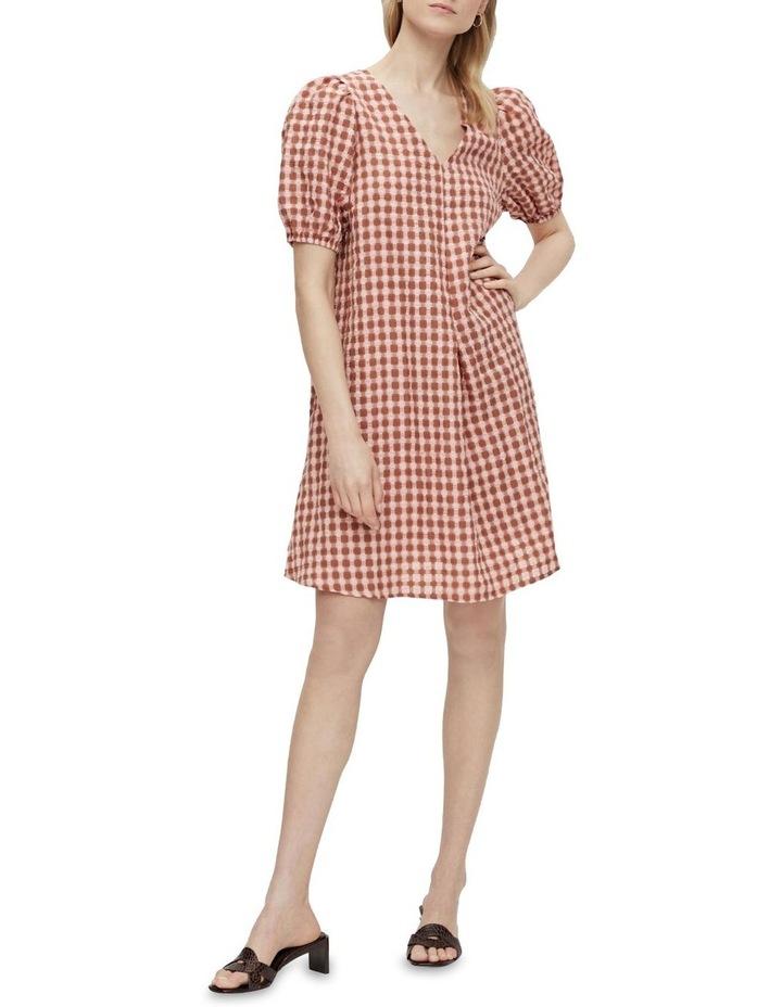 Yri 2/4 Check Dress image 1