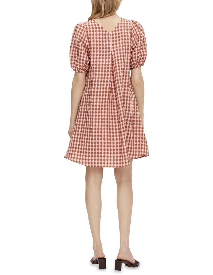 Yri 2/4 Check Dress image 2