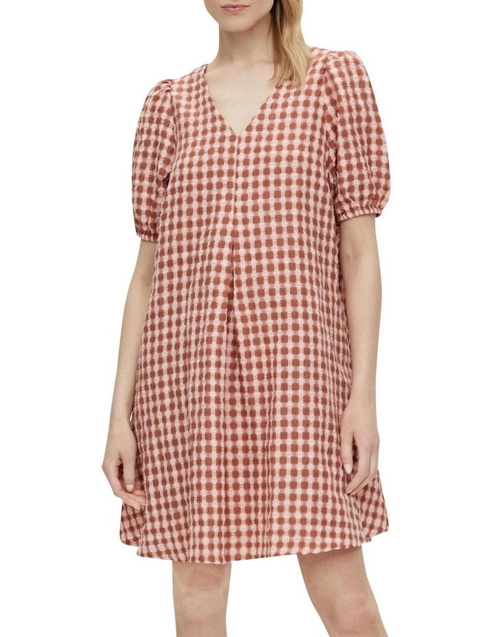 Yri 2/4 Check Dress image 3