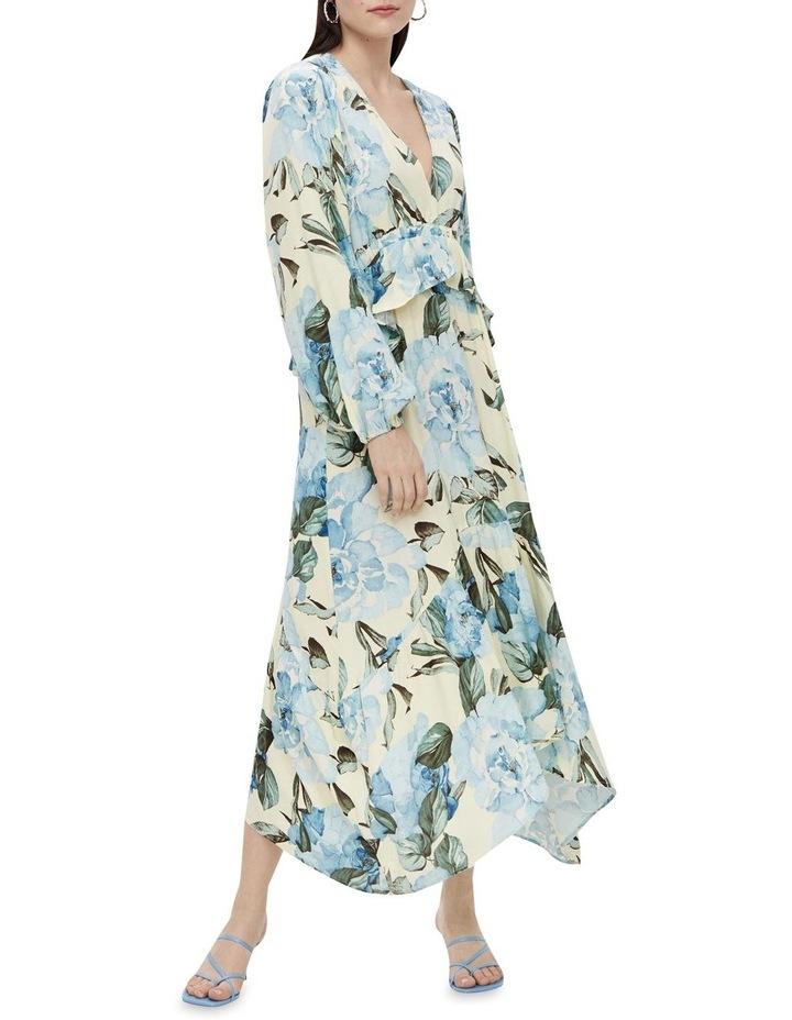 Rosebloom Asymmetrical Dress image 1