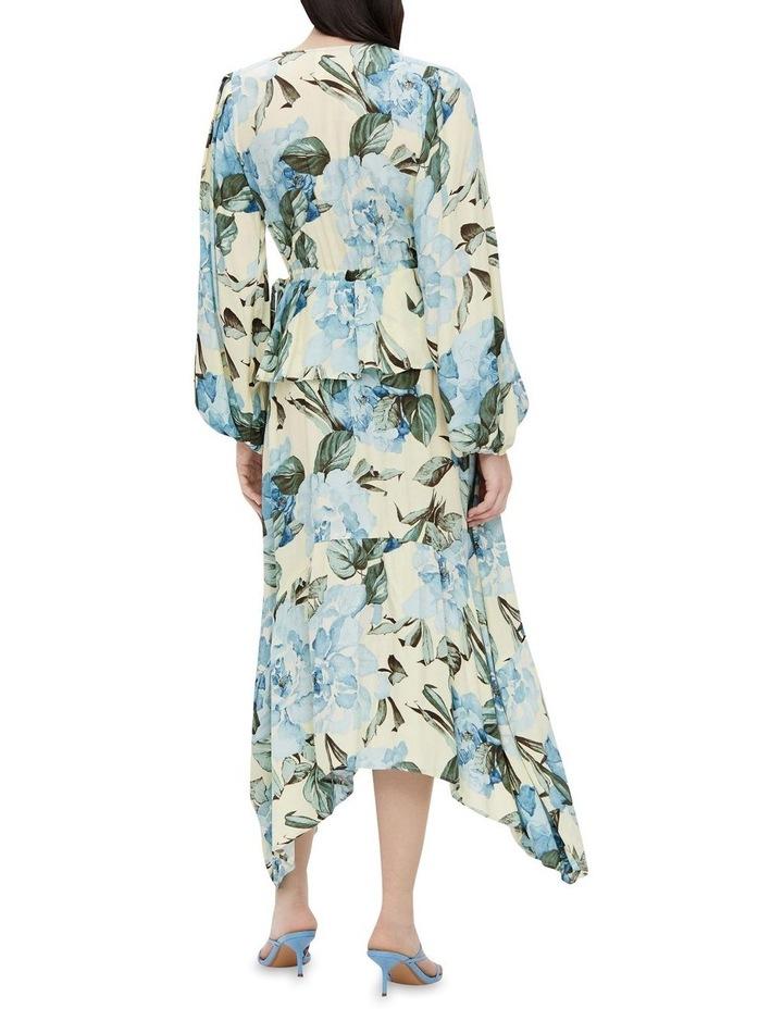 Rosebloom Asymmetrical Dress image 2