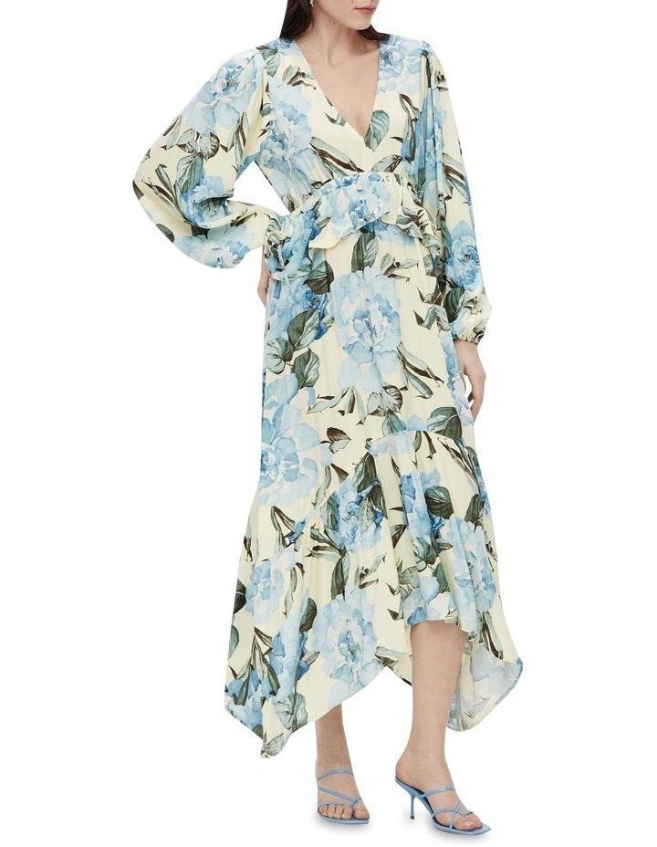 Rosebloom Asymmetrical Dress image 3