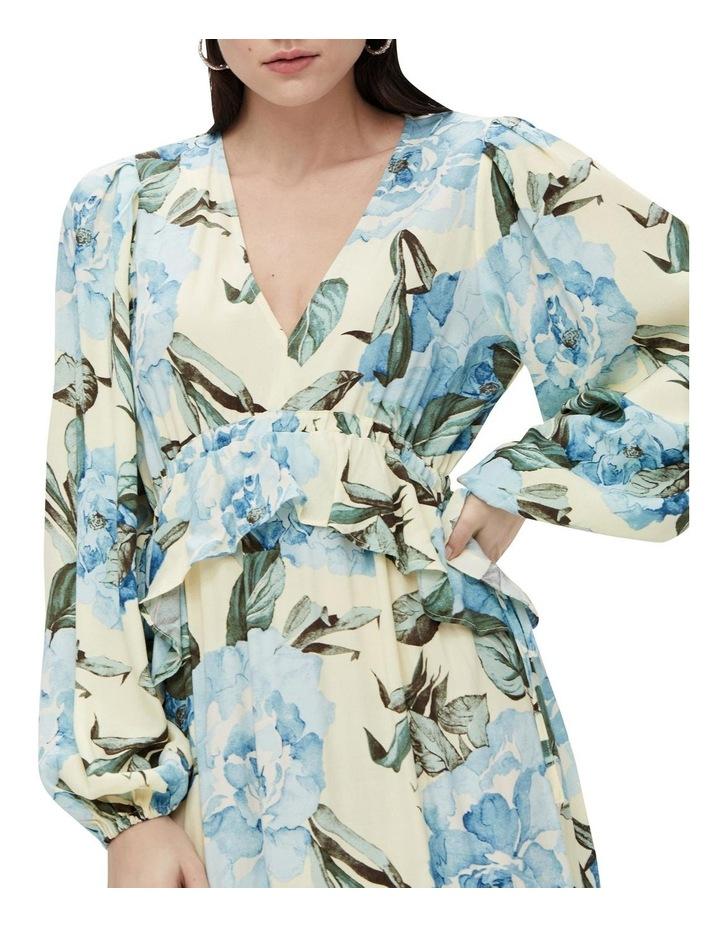 Rosebloom Asymmetrical Dress image 4