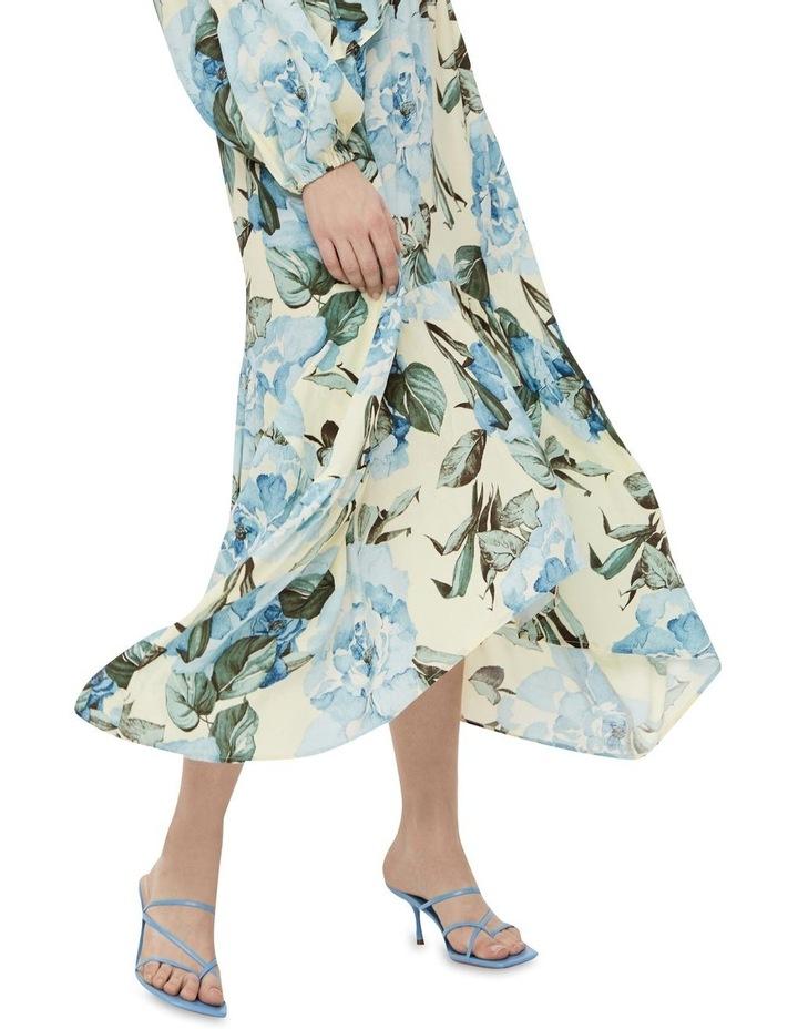 Rosebloom Asymmetrical Dress image 5