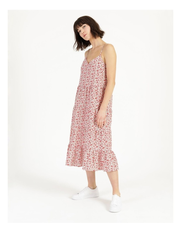 Barry Strap Midi Dress image 1