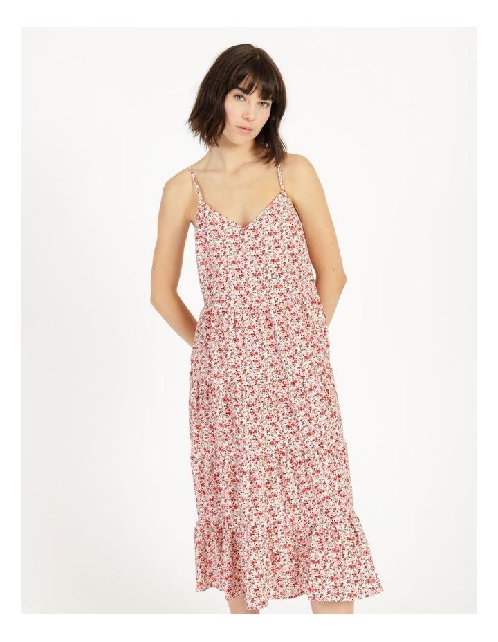 Barry Strap Midi Dress image 2