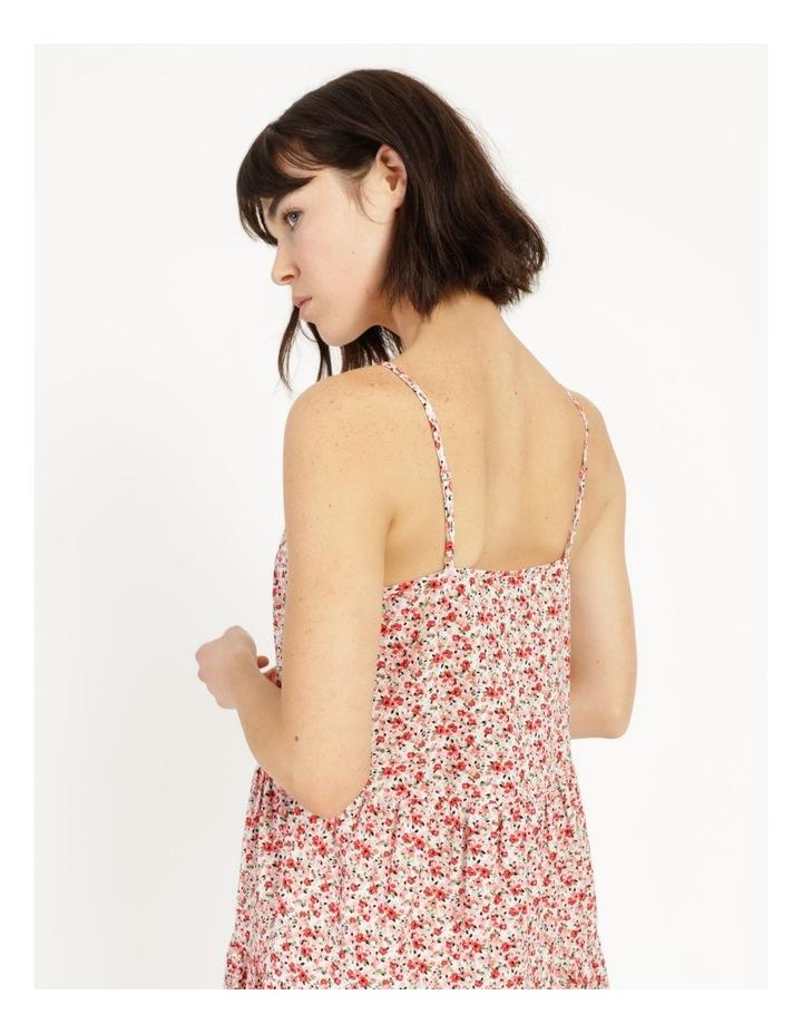 Barry Strap Midi Dress image 4