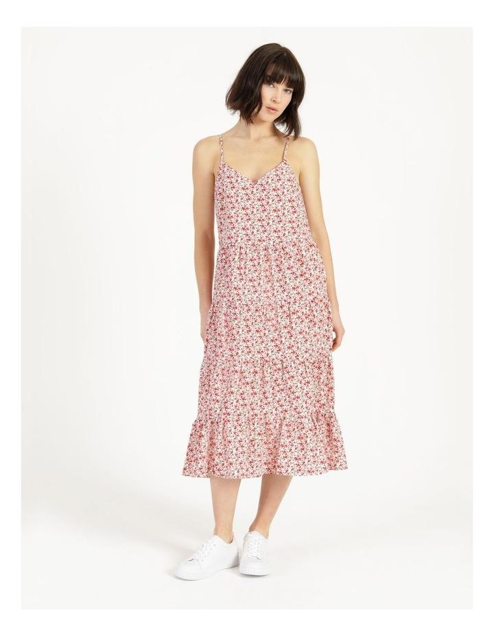 Barry Strap Midi Dress image 5
