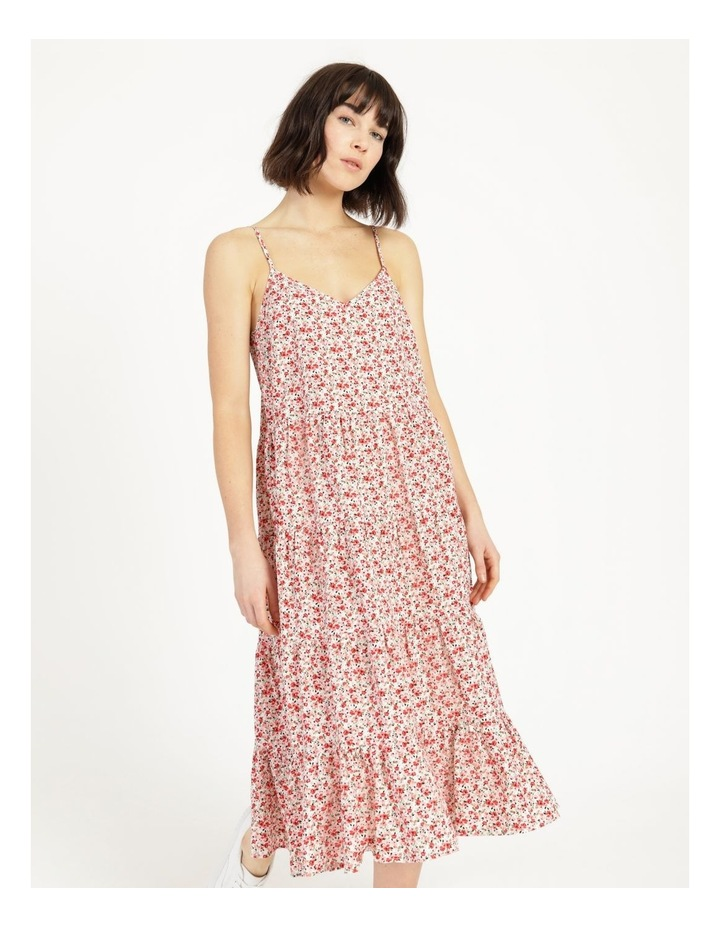 Barry Strap Midi Dress image 6