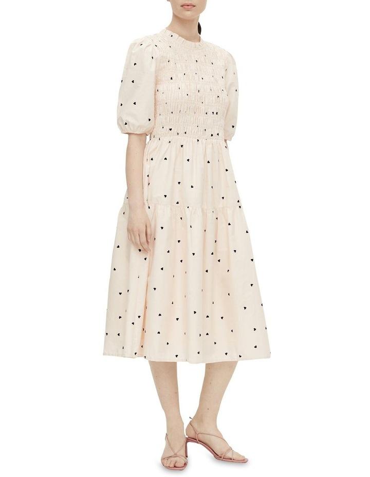 Lova Midi Dress Snow White image 1