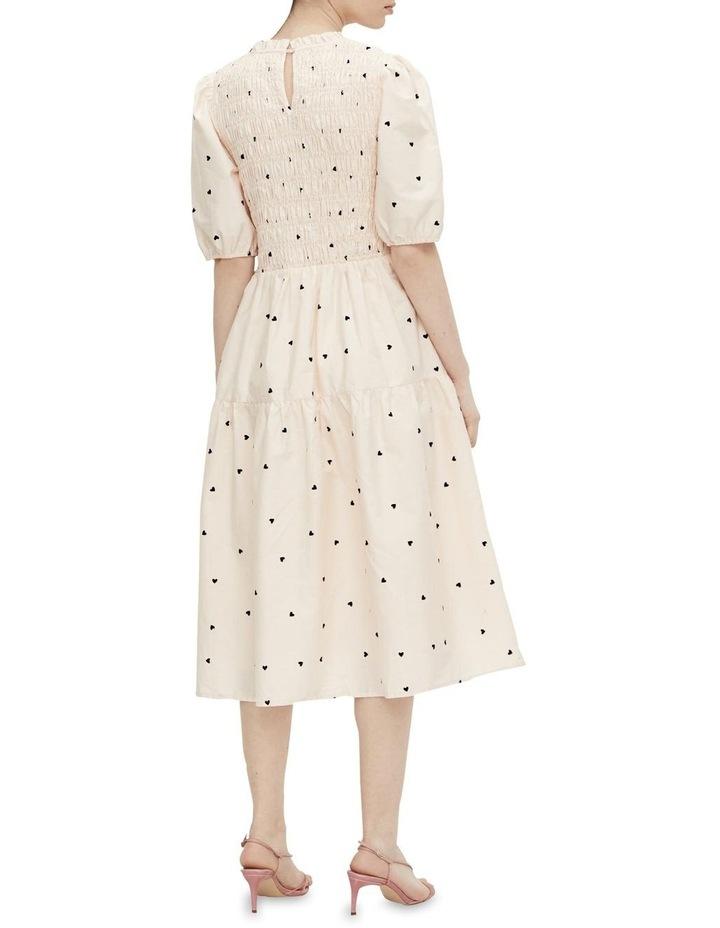 Lova Midi Dress Snow White image 2