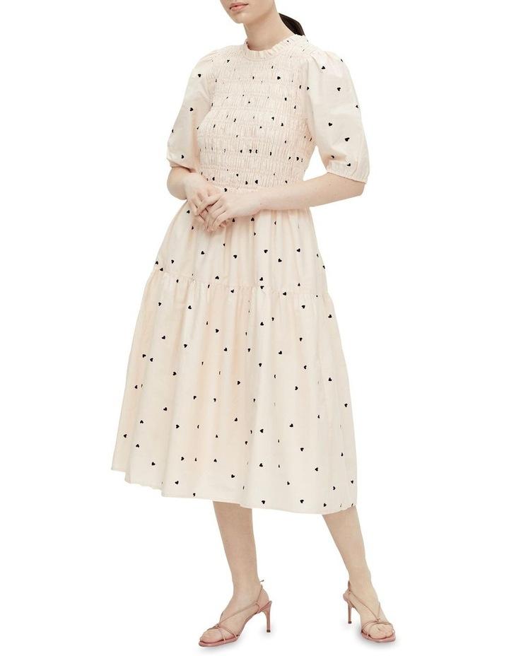 Lova Midi Dress Snow White image 3