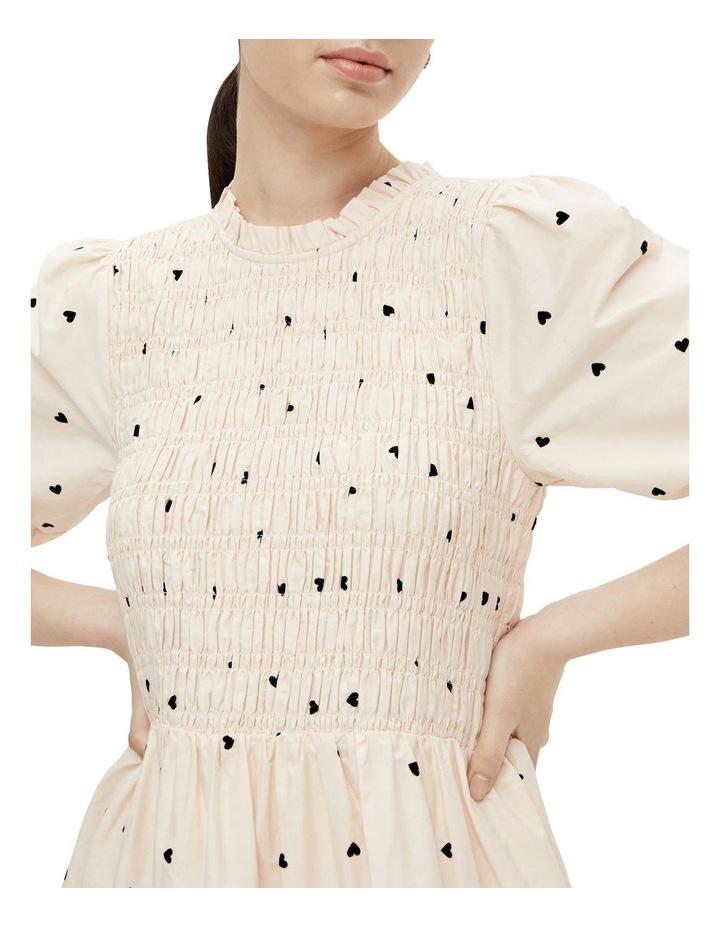 Lova Midi Dress Snow White image 4