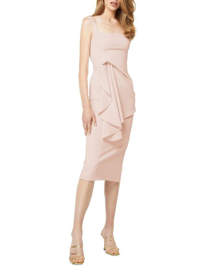 A Hundred Hearts Midi Dress Blush image 1