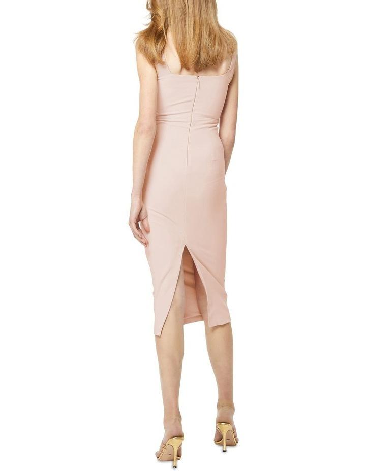 A Hundred Hearts Midi Dress Blush image 2