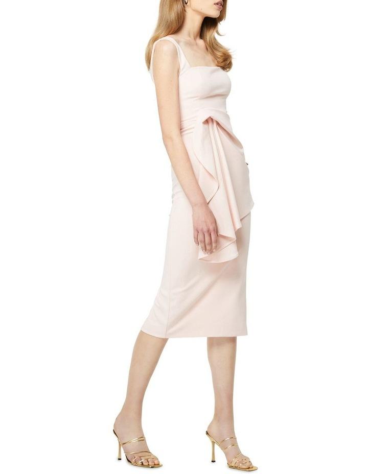 A Hundred Hearts Midi Dress Blush image 3
