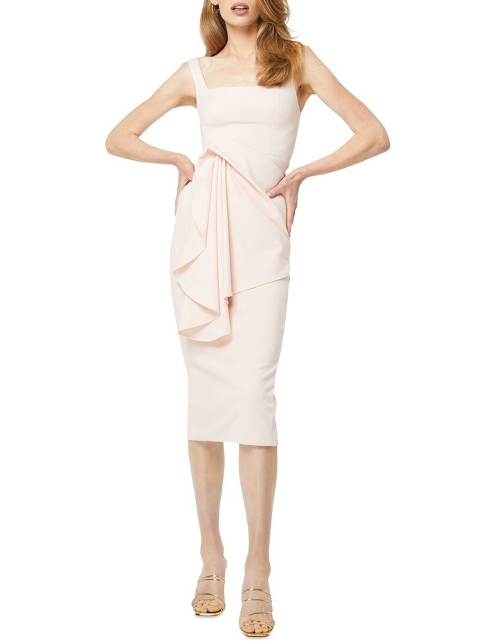 A Hundred Hearts Midi Dress Blush image 4