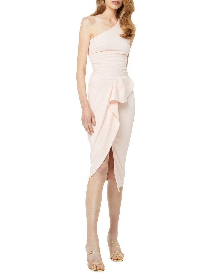 A Hundred Hearts Midi Dress Blush image 5