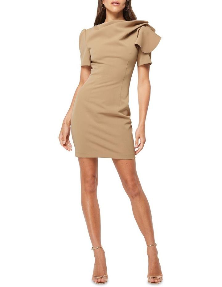 Golden Hour Dress Mocha image 1