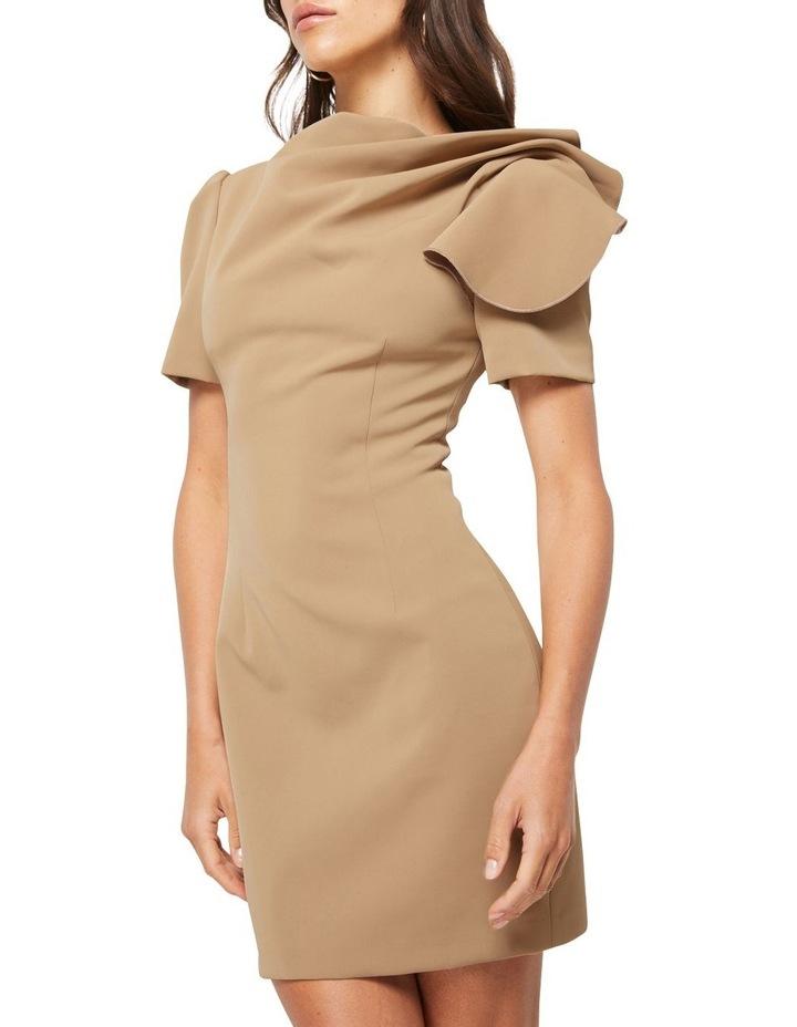 Golden Hour Dress Mocha image 4