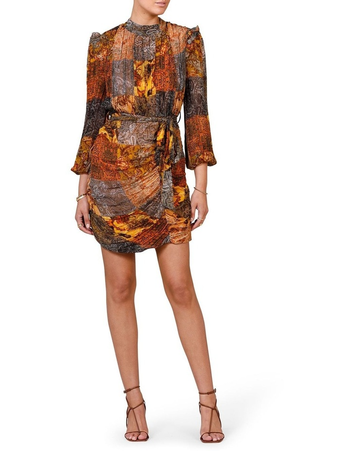 Nostalgic Affair Mini Dress image 1