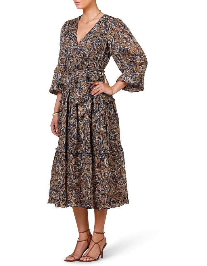Parisian Soul Midi Dress image 3