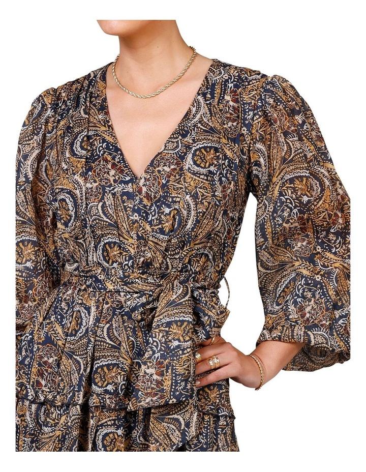 Parisian Soul Midi Dress image 4