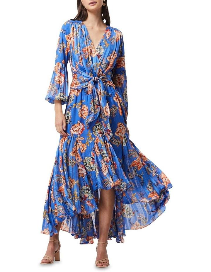 Balance Dress Blue image 3