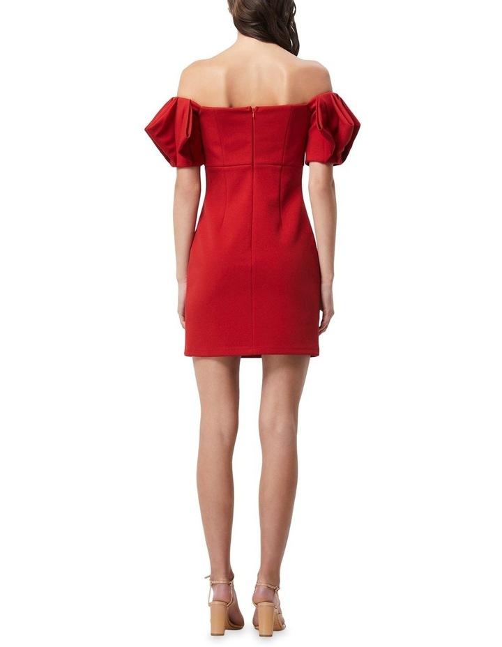 Emancipate Mini Dress Scarlet image 2