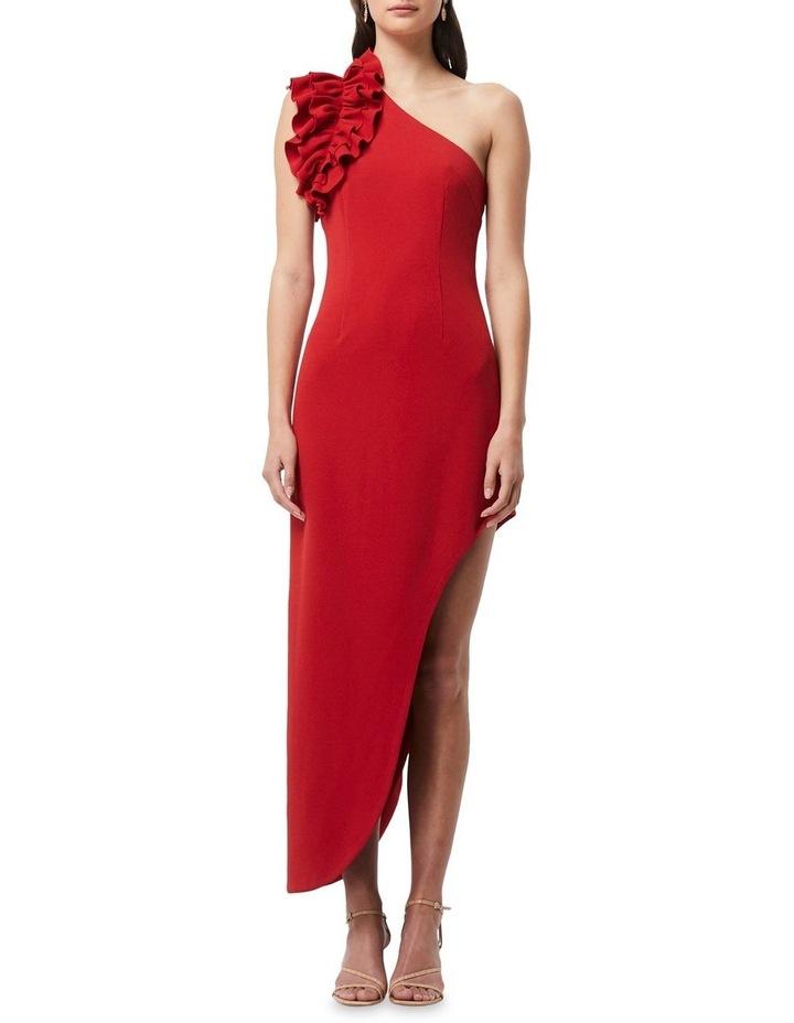 Womanism Dress Scarlet image 1