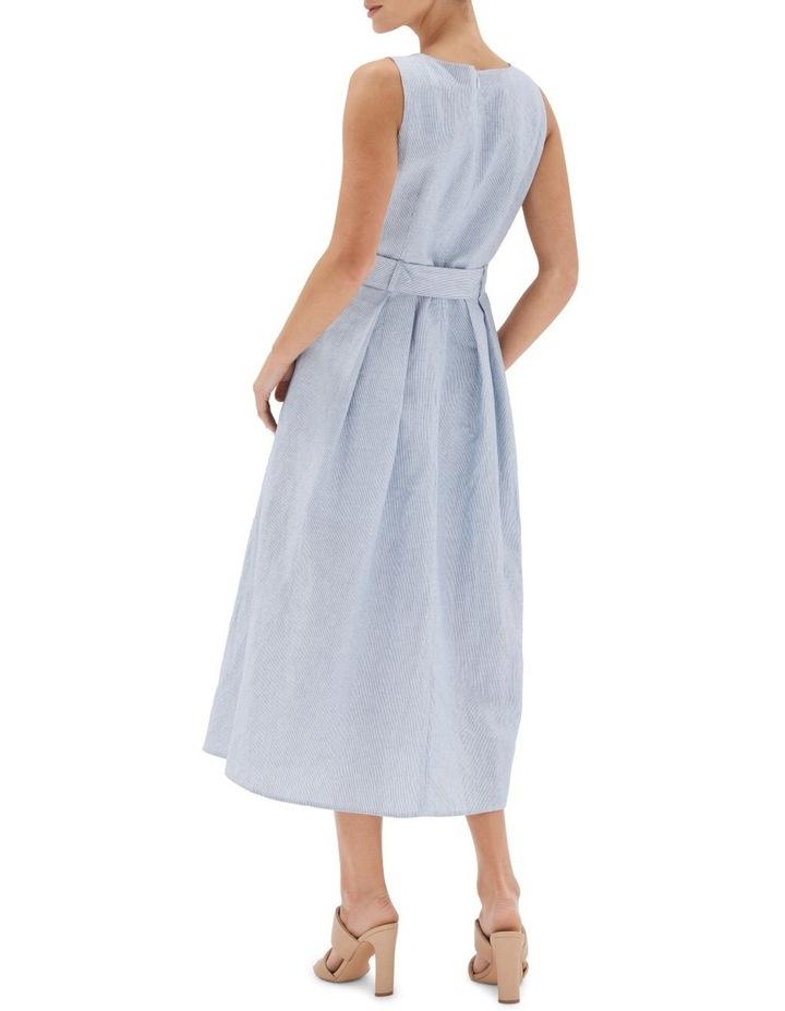 Sloane Belted Midi Dress image 2