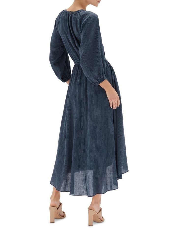 Estella Midi Dress Navy image 2